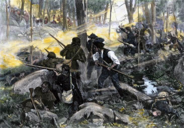 kings mountain men This is the story of eight generations of the hyder family  he was, during the battle of king's mountain, one of two men detailed to watch for indian attacks.